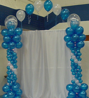 {Balloon Arch for your party}