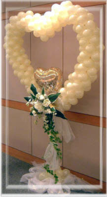 {Photo Backdrop or Entrance Decoration}