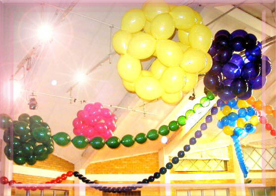 {Balloon Ceiling for any party}