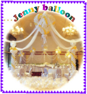 {Welcome to Jenny's Balloons Homepage!}