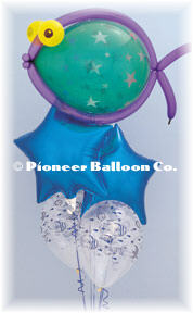 {Something Fishy Balloon}