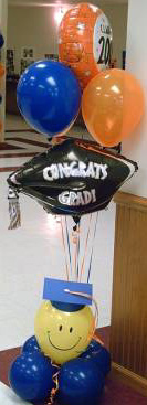 {Balloon for Graduates}