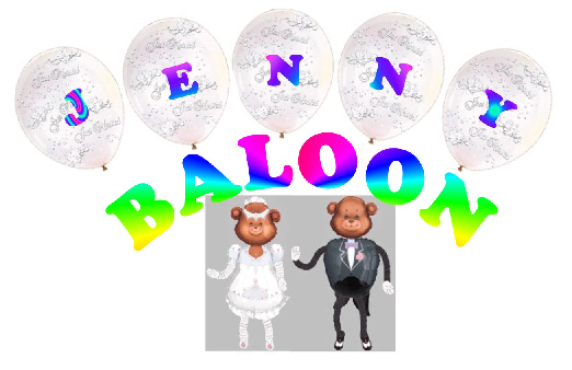 {Welcome to Jenny Balloon}