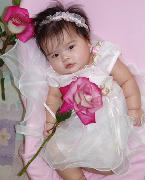 {Little Princess Alysa}